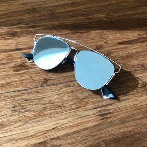 Dior Accessories - DIOR Technologic Mirrored Sunglasses // Worn Once